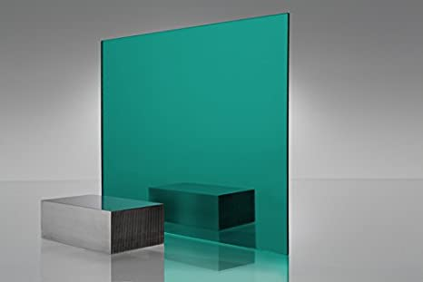 Acrylic Mirror Sheet SIBE-R Plastics Supply 1//8 x 12 x 24