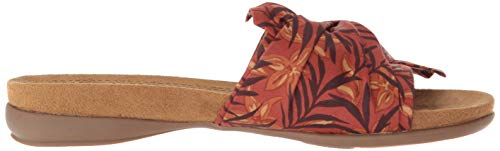 Sunset Slide Natural Women's Sandal Adalia Soul F6FqzwaZYx