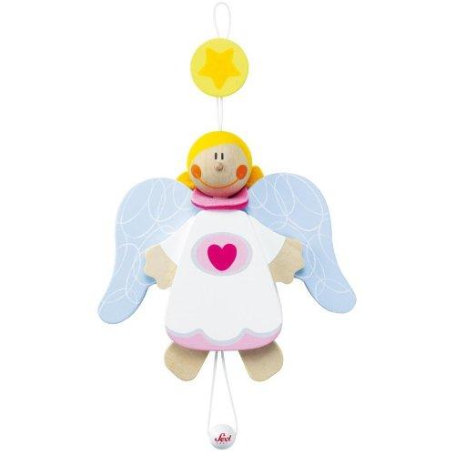 Sevi Jumping Jack Toy Guardian Angel Girl
