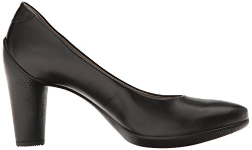 Ecco Old Black Sculptured West 75 Women's ZqfZwpPR