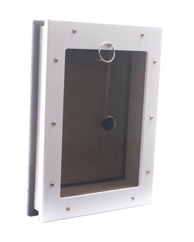 Energy Efficient Cat Door for Door - Standard Cat Door Door Installs Into Exterior Door by Freedom Pet Pass