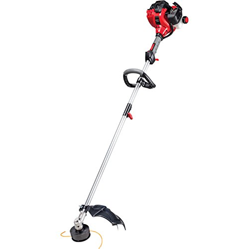 Aluminum Attachment Capable Straight Shaft Gas String Trimmer, 2-Cycle 27cc -