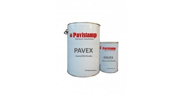 PAVISTAMP - Pavex Flexible - 6,600 Kg: Amazon.es: Bricolaje y herramientas
