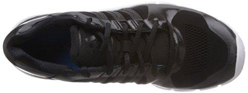 adidas Performance Adipure 360.2 - Zapatos de deporte de interior Negro (Nero (Schwarz (Black 1 / Black 1 / Solar Blue2 S14 G97742)))