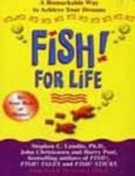 Paperback Fish for Life - India Edition Book