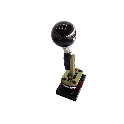 HINSON C7 Corvette 2013-2015 Short Throw Shifter Manual Transmission (Black Shift Ball)
