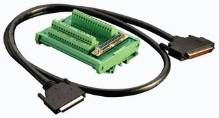 KEYSIGHT U2901A Terminal Block and SCSI-II 68 Pin Connector with 1 Meter ()