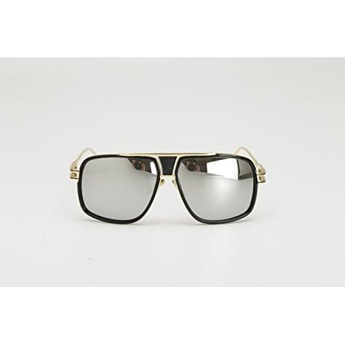 b303f3aede 70% OFF MYMYU Gafas de Sol Aviador de Gran Tamaño Gafas de Sol Polarizadas  con