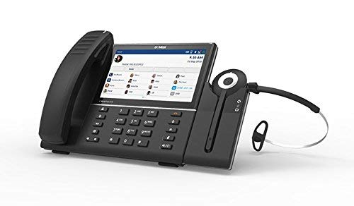 Mitel Wireless DECT Headset for Mitel MiVoice 6930, 6940 Phones | This Headset is only Compatible with 6930 and 6940 Mitel Models | mitel Part #51305332