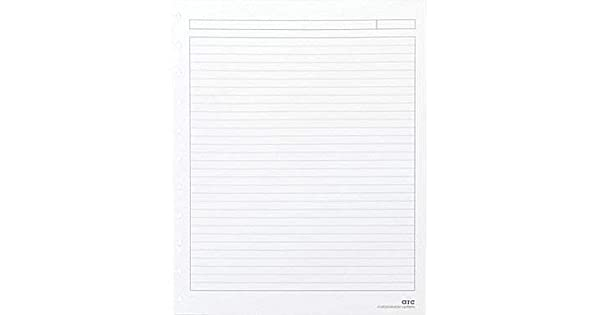 Office Supplies Staples 205577 Arc System Reinforced Narrow Ruled Premium Refill Paper White 8.5X11 Filler Paper