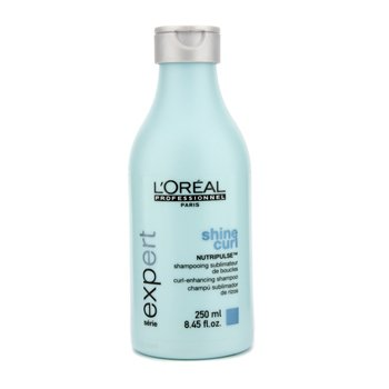 (L'Oreal Professionnel Expert Serie - Shine Curl Curl-Enhancing Shampoo 250ml/8.45oz)