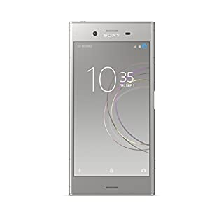 "Sony Xperia XZ1 Factory Unlocked Phone - 5.2"" Full HD HDR Display - 64GB - Warm Silver (U.S. Warranty)"