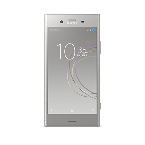 sony-xperia-xz1-factory-unlocked-phone-52-full-hd-hdr-display-64gb-warm-silver-us-warranty