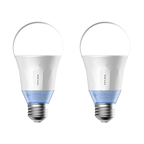 TP-Link Smart WiFi LED 11W Dimmable White Bulb with Voice App Control (2 Pack) Review