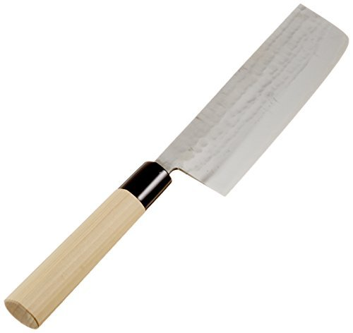 V Kanemoto forged interruption knife hammer Nakiri Cooking Knige by Toyosumi Marketing
