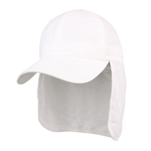 White Nylon Flap - 5