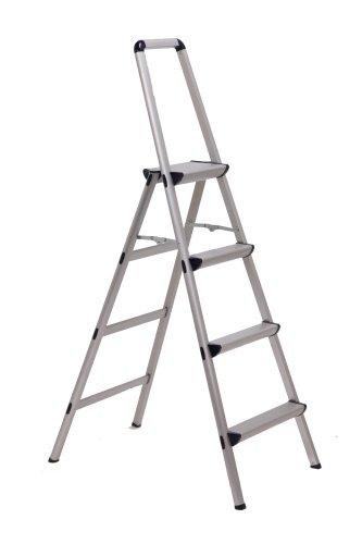 (Xtend & Climb FT-4 Ultra Lightweight Aluminum Stool, 4-Step)