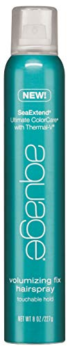 (AQUAGE SeaExtend Extend Volumizing Fix Hairspray, 8 oz.)