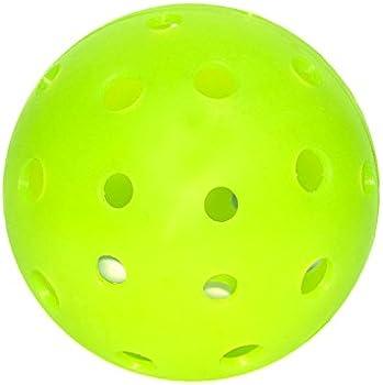 Orange Authorized Dealer DuraFast 40 Outdoor Pickleball Ball Pack of 12