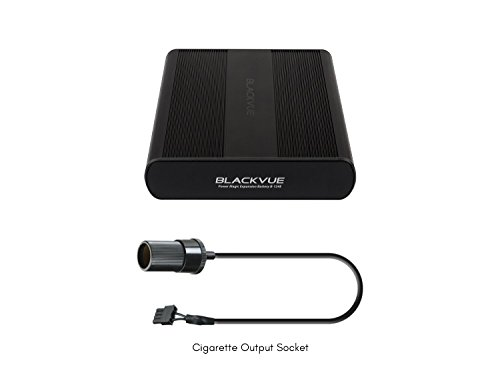 BLACKVUE B-124 Power Magic Ultra Battery Pack 6000mAh | Compatible with DR650, DR750, DR900 Cam Battery Pack
