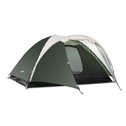 SEMOO 3 Person Camping Tents 4-Season Double Layers Lightweight Family Tent Easy Setup for Backpacking Hiking Traveling