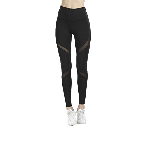 Gymsupply mesh yoga pants