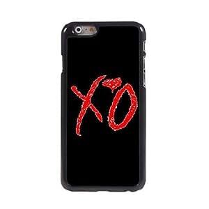 QHY XO Design Aluminum Case for iPhone 6 Plus , Black-Blue
