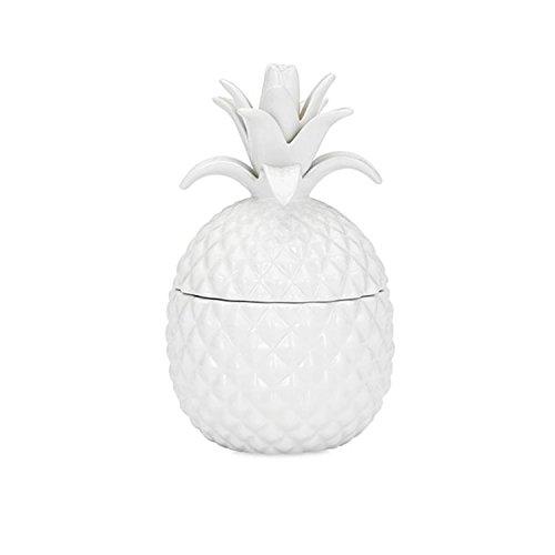 775-Good-Cheer-Coconut-White-Pineapple-Fruit-Lidded-Ceramic-Jar-Canister
