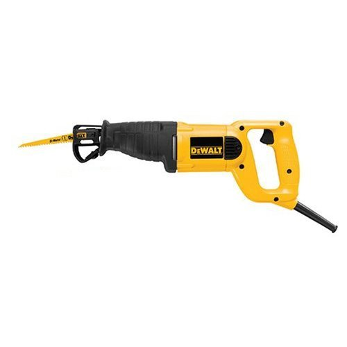 DEWALT DW303 Heavy-Duty 6.5 Amp Reciprocating Saw