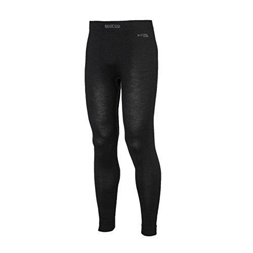 Sparco Shield RW-9 Nomex Underpants 001765P (Size: Medium/Large, Black)