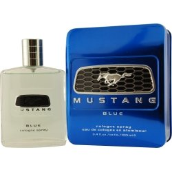 Mustang Blue Cologne - 4