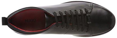 Nero Black 001 Scarpe Stringate Derby Uomo derb bo Flat HUGO qzxwB80n