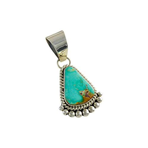 Royston Turquoise Pendant (Mary Ann Spencer Royston Turquoise Pendant)