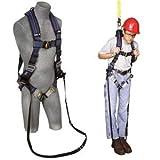Suspension trauma safety straps