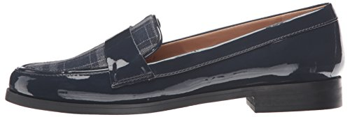 Pictures of Franco Sarto Women's Valera Slip-On Loafer Charcoal 5