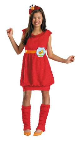 Elmo Child Costume - Large (10-12)