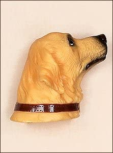 Car Antenna Topper Rivers Edge Quantity 2 pcs Pack Golden Retriever