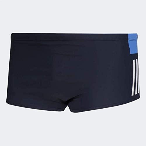 SUNGA ADIDAS COLORBLOCKED WIDE - azul por Adidas