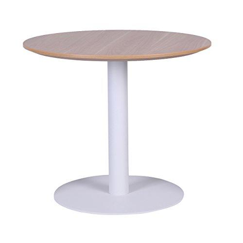 small wood pedestal - 8