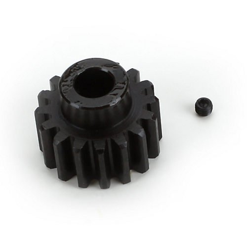 Castle Creations 010-0065-25 CC Pinion 16T-Mod 1.5 Hardened Replacement Part -