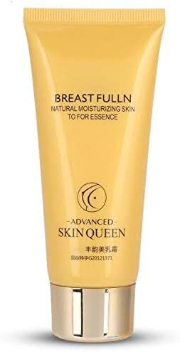 60g Breast Enhancement Cream,Moisturising and Hydrating, Breast Cream, Lifting and Tightening Breast, Breast Enlargement Cream to Increase Cleavage & Curves,Skin Nourishing and Rejuvenating