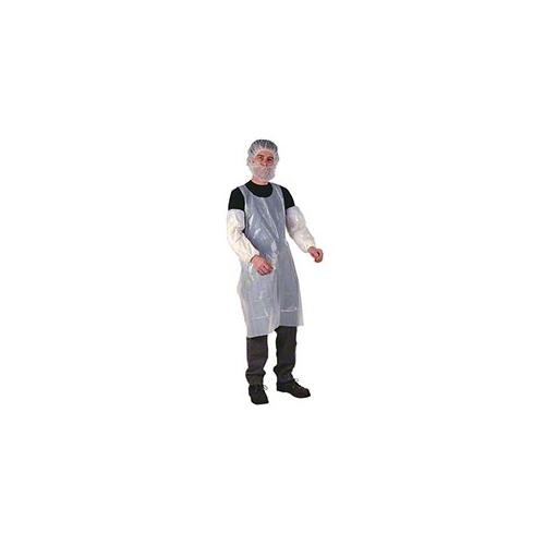 Safety Zone DAP1.25-28X46BL Apron, 1.25 mil, 46'' Length, 28'' Wide, Polyethylene (Pack of 1000) by The Safety Zone (Image #1)