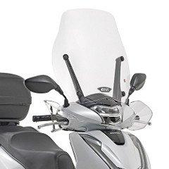 d1155st Windscreen CUPOLINO GIVI Honda SH 125 i 2017 FAR