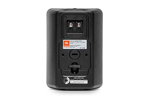 JBL Control 23-1 100W 3'' Indoor/Outdoor Speaker (pair) - Black by JBL
