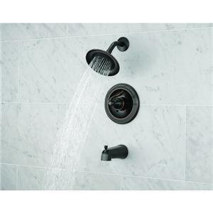 BRZ SGL Tub/SHWR Faucet by DELTA FAUCET