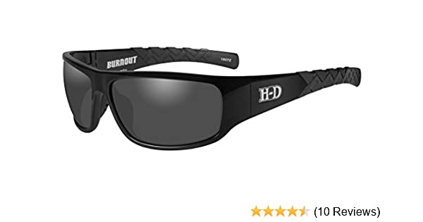 496638ea451 Harley-Davidson Men s Burnout HD Sunglasses