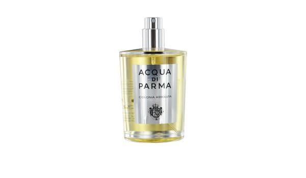 Amazon.com : ACQUA DI PARMA by Acqua di Parma ASSOLUTA COLOGNE SPRAY 34 OZ TESTER MEN : Beauty