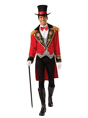 Rubie's Men's Opus Collection Life Adult Circus Man Costume, As Shown, XL