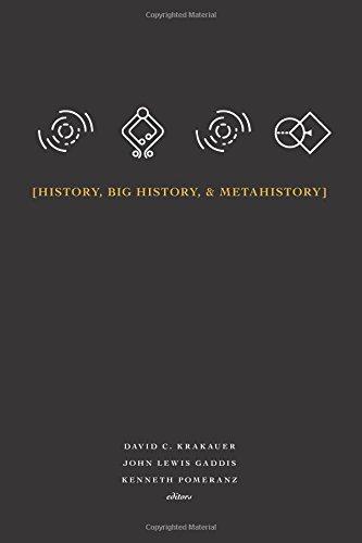 History, Big History, Metahistory