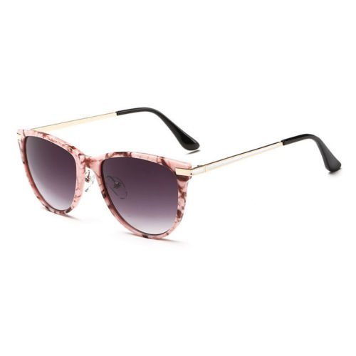 JUJU MALL-Men Women Retro Vintage Fashion Aviator Sunglasses Outdoor Eye Glasses - Sunglasses Prices Cocoon